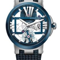 Ulysse Nardin Executive Skeleton Tourbillon 1713-139/43 new