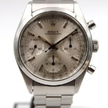 Rolex 6238 Steel 1965 Chronograph 36mm pre-owned