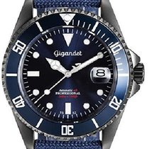 Gigandet Steel 43mm Automatic G2-022 new