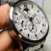 IWC GST Steel 43mm White United States of America, North Carolina, Winston Salem