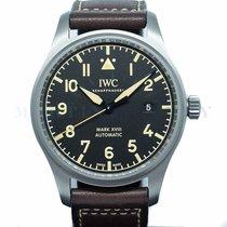 IWC Pilot Mark Titanium 40mm Black Arabic numerals Singapore, Singapore