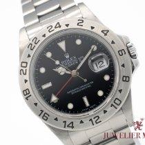 Rolex Explorer II Stahl 40mm Schwarz Keine Ziffern Deutschland, München