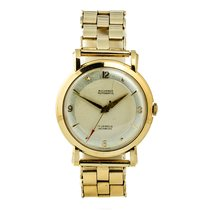 Carl F. Bucherer Yellow gold 35mm Automatic Bucherer Lucerne 18k Gold Dress Watch pre-owned