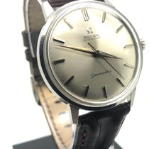 Omega 165.001 Steel 1965 Seamaster 34mm pre-owned
