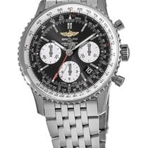 Breitling Navitimer 01 Steel 43mm No numerals United States of America, New York, Brooklyn