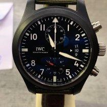 IWC Pilot Chronograph Top Gun Cerámica 46mm Negro España, Madrid