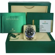 Rolex GMT-Master II 126710BLNR neu