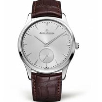 Jaeger-LeCoultre Master Grande Ultra Thin Steel Silver