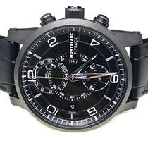 Montblanc Timewalker TwinFly Flyback Titanium Limited Edition