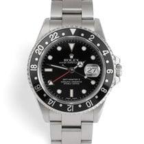 Rolex 16710 GMT-Master II - Complete Set All Black