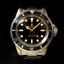 Rolex Submariner 5513 Gilt Dial 1964