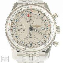 Breitling Uhr Navitimer World Chronograph Ref. A24322