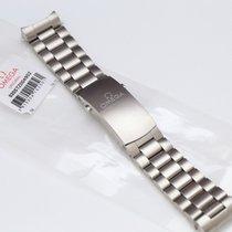 Omega Seamaster Planet Ocean Stainless Steel Bracelet 22mm
