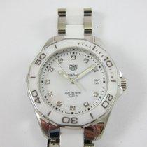 TAG Heuer Aquaracer Quarz Lady Diamonds 300 M 35 mm