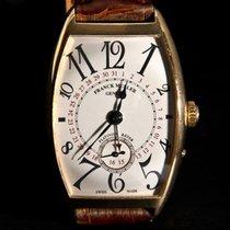 Franck Muller Curvex (0,750) 18 K Solid Pink Gold Platinum...