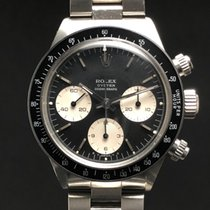 Rolex Daytona 6263 Sigma Silver Graphic with Punched Paper