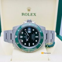 Rolex Submariner Date Hulk, NEW, 3/2018