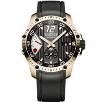 Chopard Superfast Geelgoud 45mm Zwart