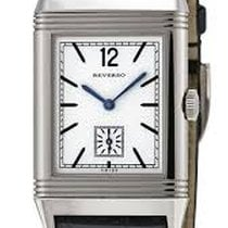 Jaeger-LeCoultre Grande Reverso Ultra Thin 1931 White gold 46mm Silver Arabic numerals United States of America, New York, New York