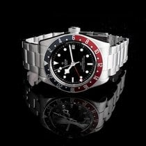 Tudor Black Bay GMT new Automatic Watch with original box and original papers 79830RB-0001