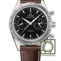 Omega Speedmaster '57 Steel 41.5mm Black No numerals