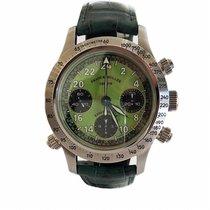 Franck Muller Chronograf 37mm Ruční natahování 2001 použité Zelená