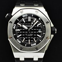 Audemars Piguet Steel 42mm Automatic 15710ST.OO.A002CA.01 pre-owned