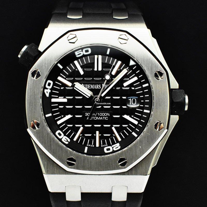 b4bff114fff9 Relojes Audemars Piguet - Precios de todos los relojes Audemars Piguet en  Chrono24
