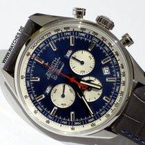 Zenith El Primero 410 Stahl 42mm Blau