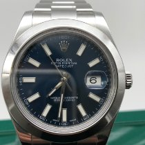 Rolex Datejust II Acier 41mm France, paris
