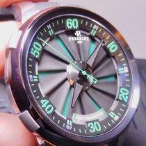 Perrelet 50mm Automatic 2010 new Turbine XL Green