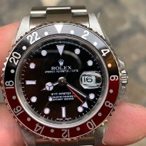 Rolex GMT-Master II Steel Black