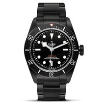 Tudor Black Bay Dark Steel 41mm Black United States of America, New York, New York