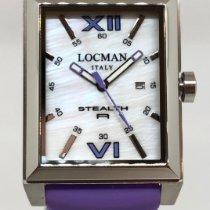 Locman Titan 35,5mm Quartz 024100MWNVT0SIV nové