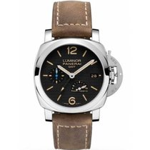 Panerai Luminor 1950 3 Days GMT Power Reserve Automatic PAM01537 2019 new