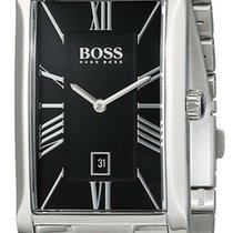 Hugo Boss Steel 39mm Quartz 1513439 new