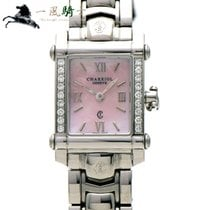 Charriol Staal 28mm Quartz CCSTRD tweedehands