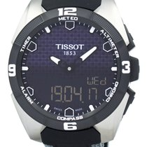 Tissot T-Touch Expert Solar T091.420.46.051.01 New Titanium 45mm Quartz Singapore, Singapore