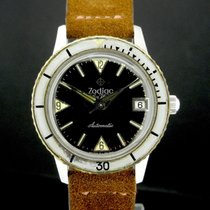 Zodiac Steel 35mm Automatic 722-946 pre-owned United States of America, Florida, Miami