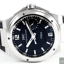 IWC Big Ingenieur Steel 45,50mm Black No numerals