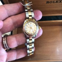Rolex Oyster Perpetual Acero y oro Blanco Sin cifras España, cadiz