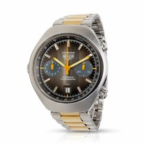 Heuer Steel 39mm Automatic pre-owned United States of America, New York, New York