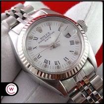 Rolex Lady-Datejust Acero 26mm Blanco Romanos España, Asturias