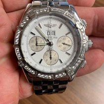 Breitling Crosswind Special Steel 44mm White No numerals United States of America, Colorado, BROOMFIELD