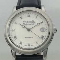 Auguste Reymond Stahl 36.65mm Automatik Auguste Reymond Automatic Serviced and Warranty gebraucht