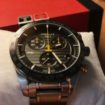 Tissot PRS 516 Steel 42mm Black No numerals