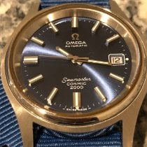Omega Seamaster 166.128 Very good Steel 38mm Automatic