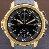 IWC Aquatimer Chronograph Bronze 44mm Black Arabic numerals