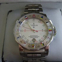 Corum Admiral's Cup (submodel) occasion 43mm Date Acier