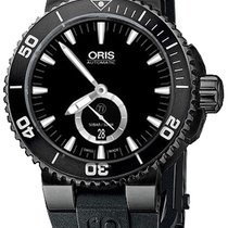 Oris Aquis Titan new Automatic Watch with original box 739.7674.7754.RS